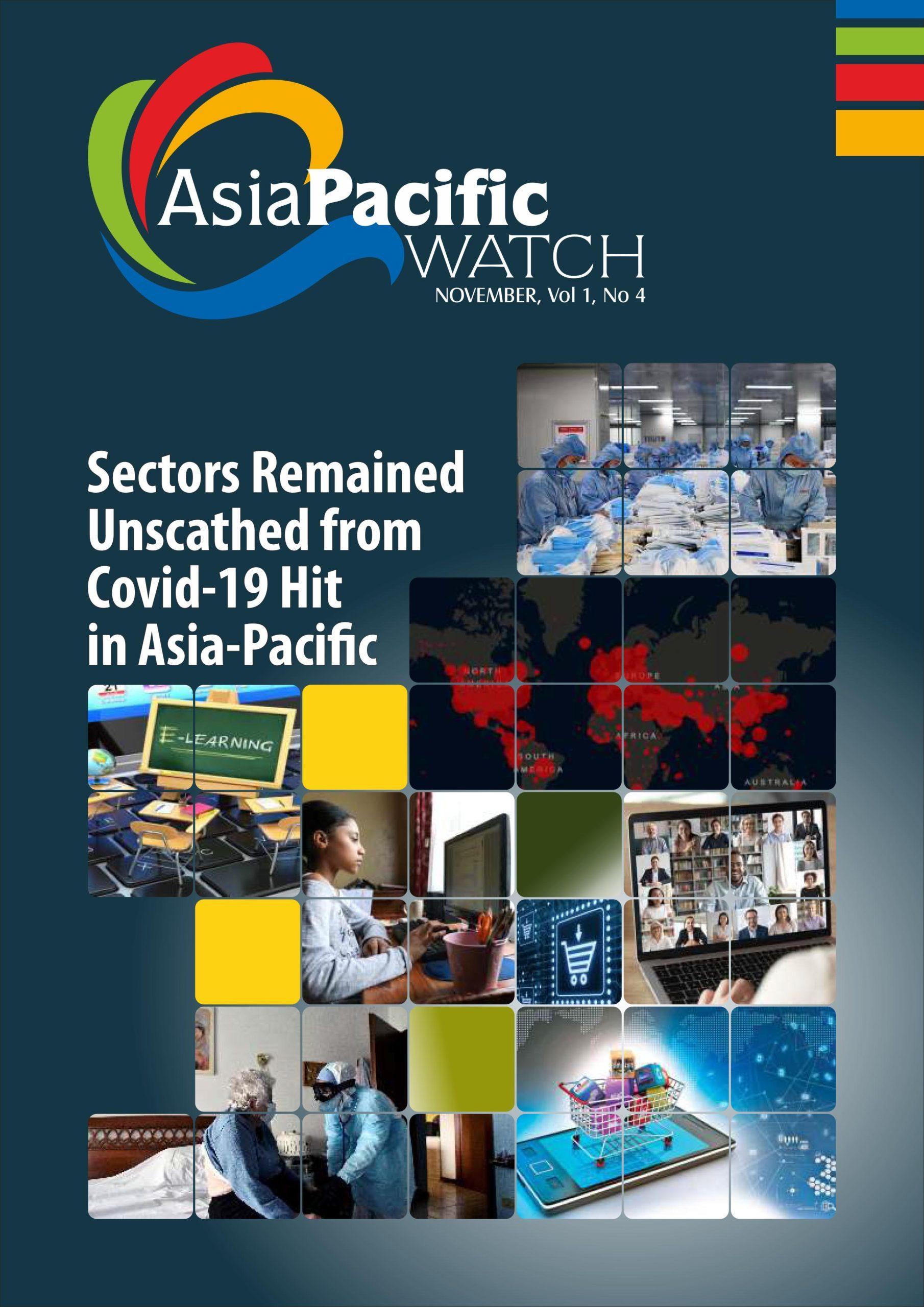 Asia Pacific | November 2020 | Vol 1 | No 4