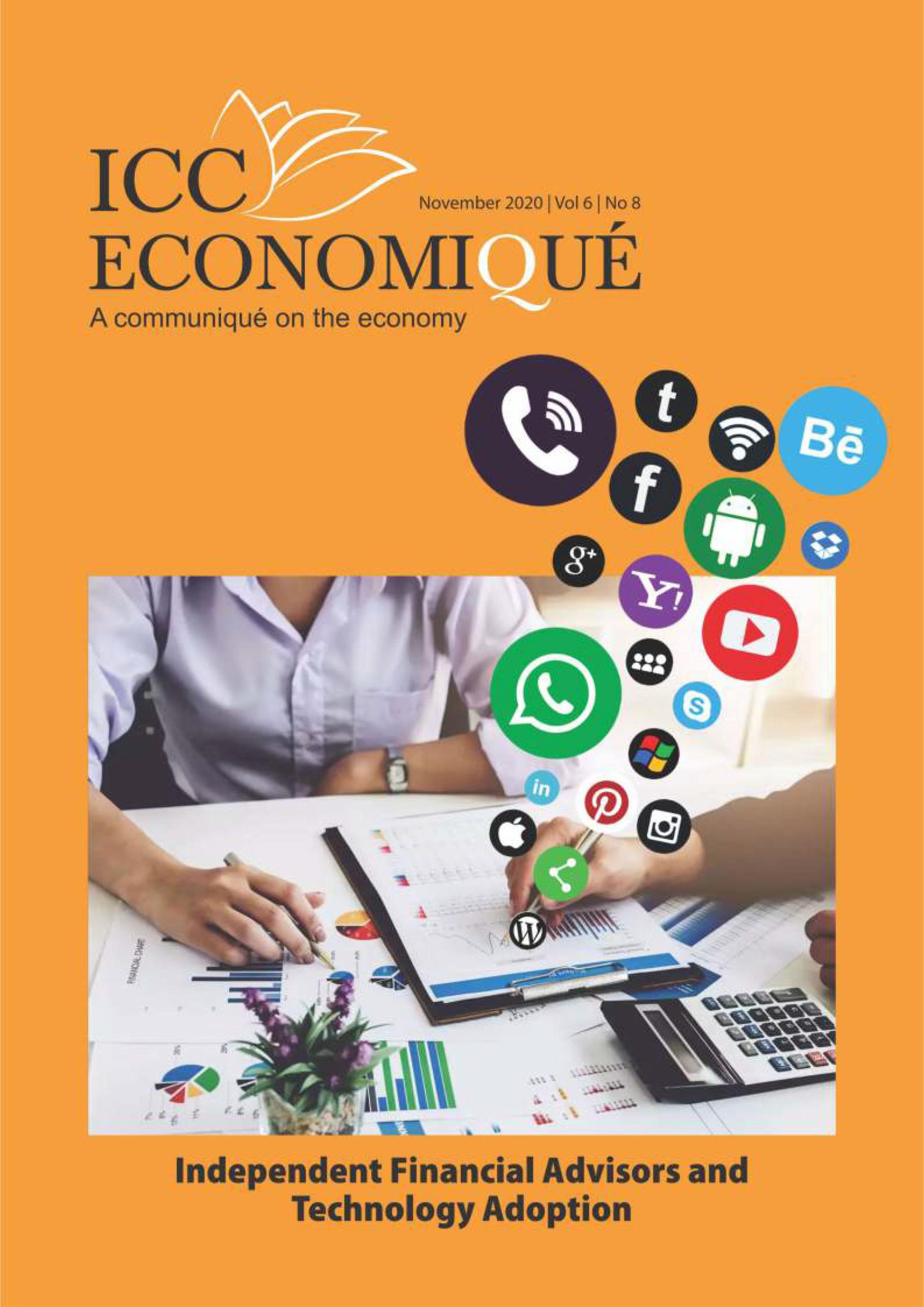 ICC Economique November 2020 | Vol 6 | No 8