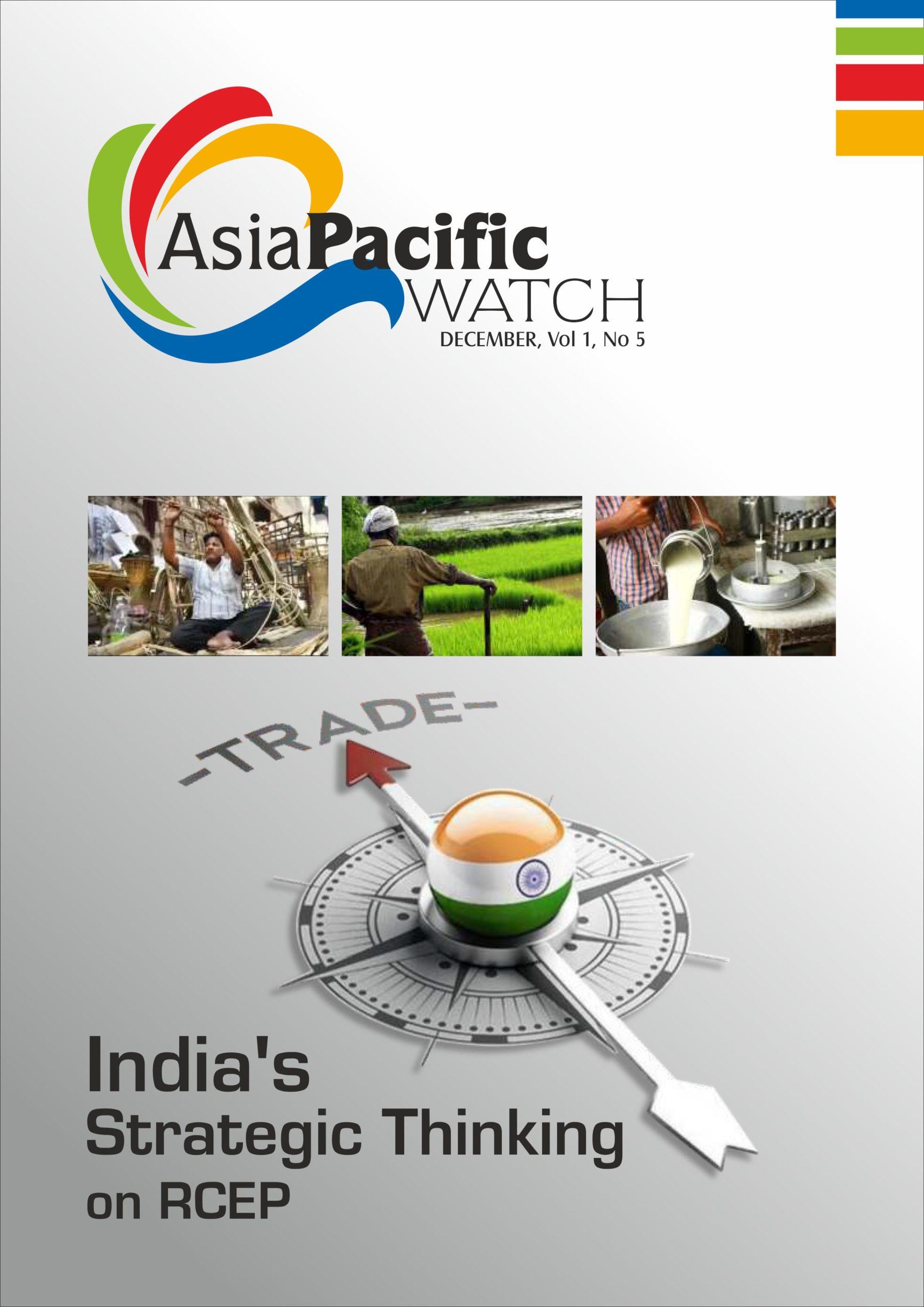 Asia Pacific | December 2020 | Vol 1 | No 5