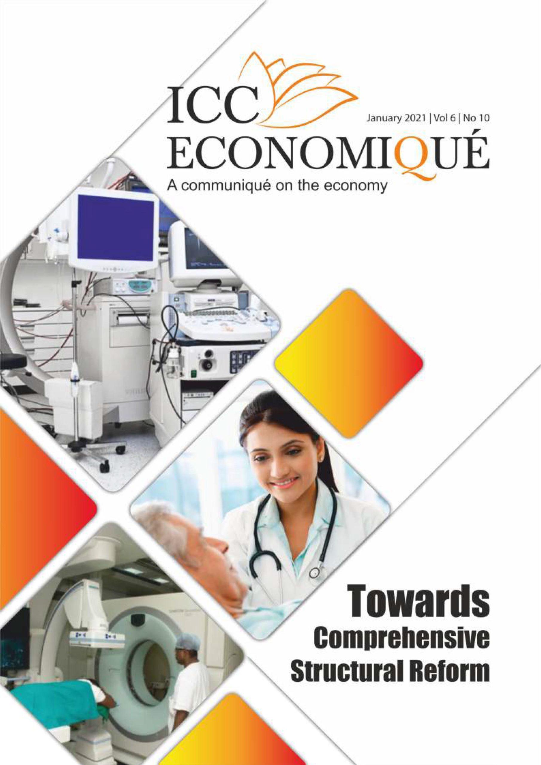 ICC Economique January 2021 | Vol 6 | No 10