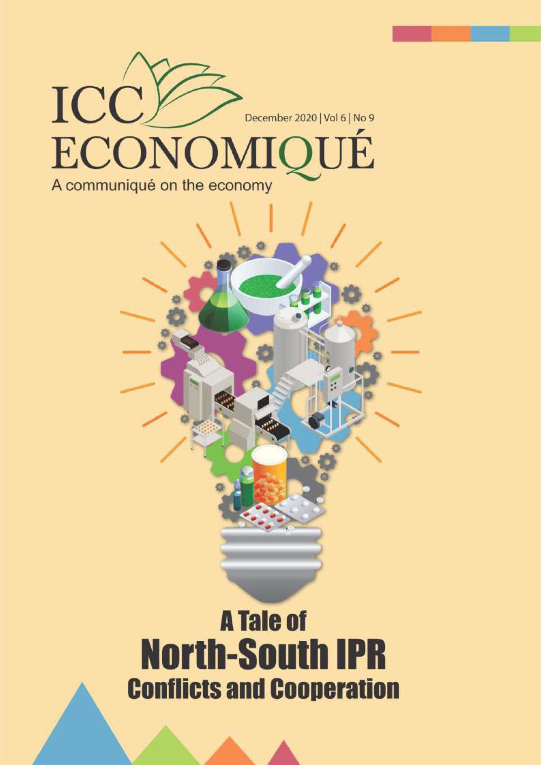 ICC Economique December 2020 | Vol 6 | No 9