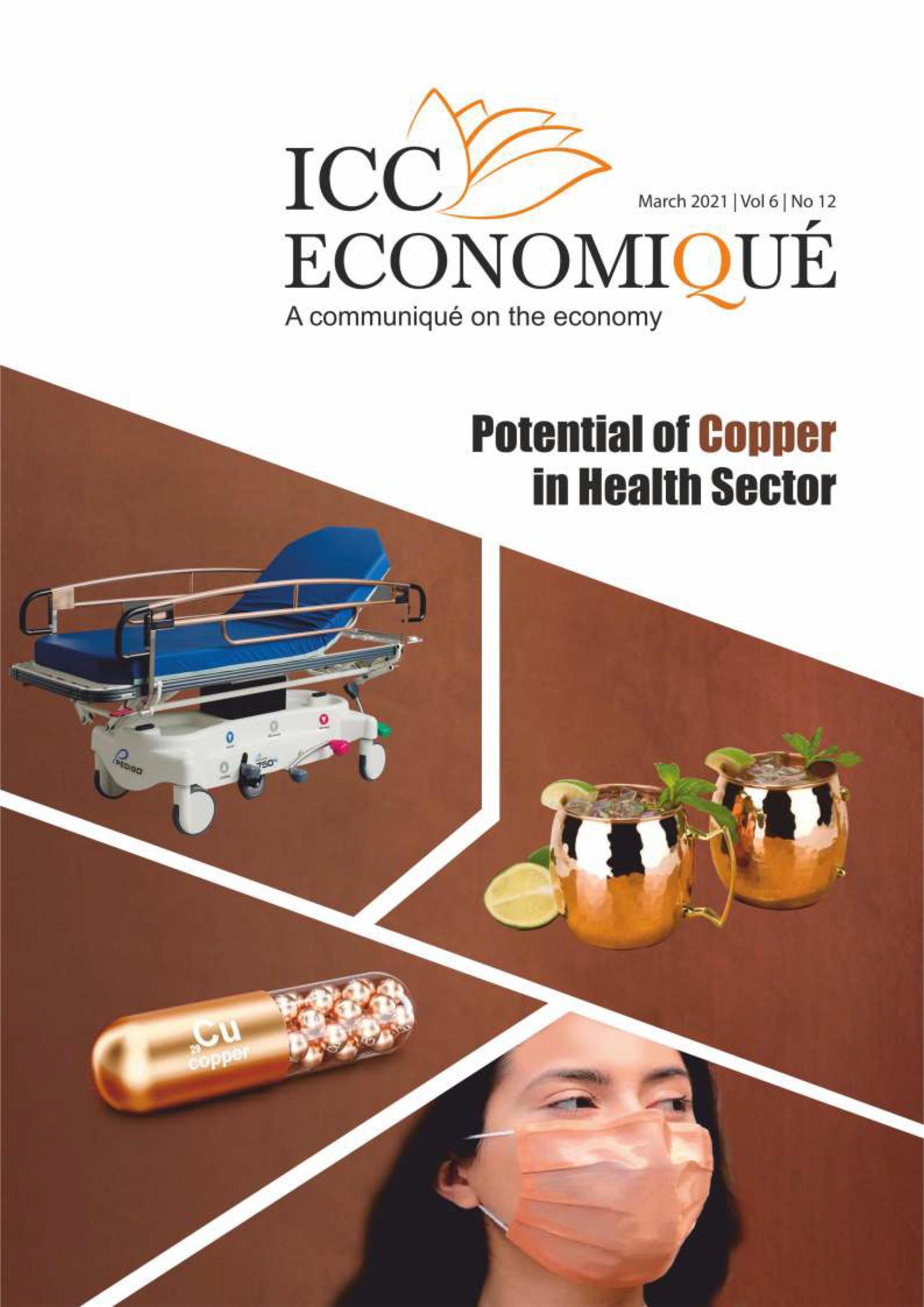 ICC Economique March 2021 | Vol 6 | No 12