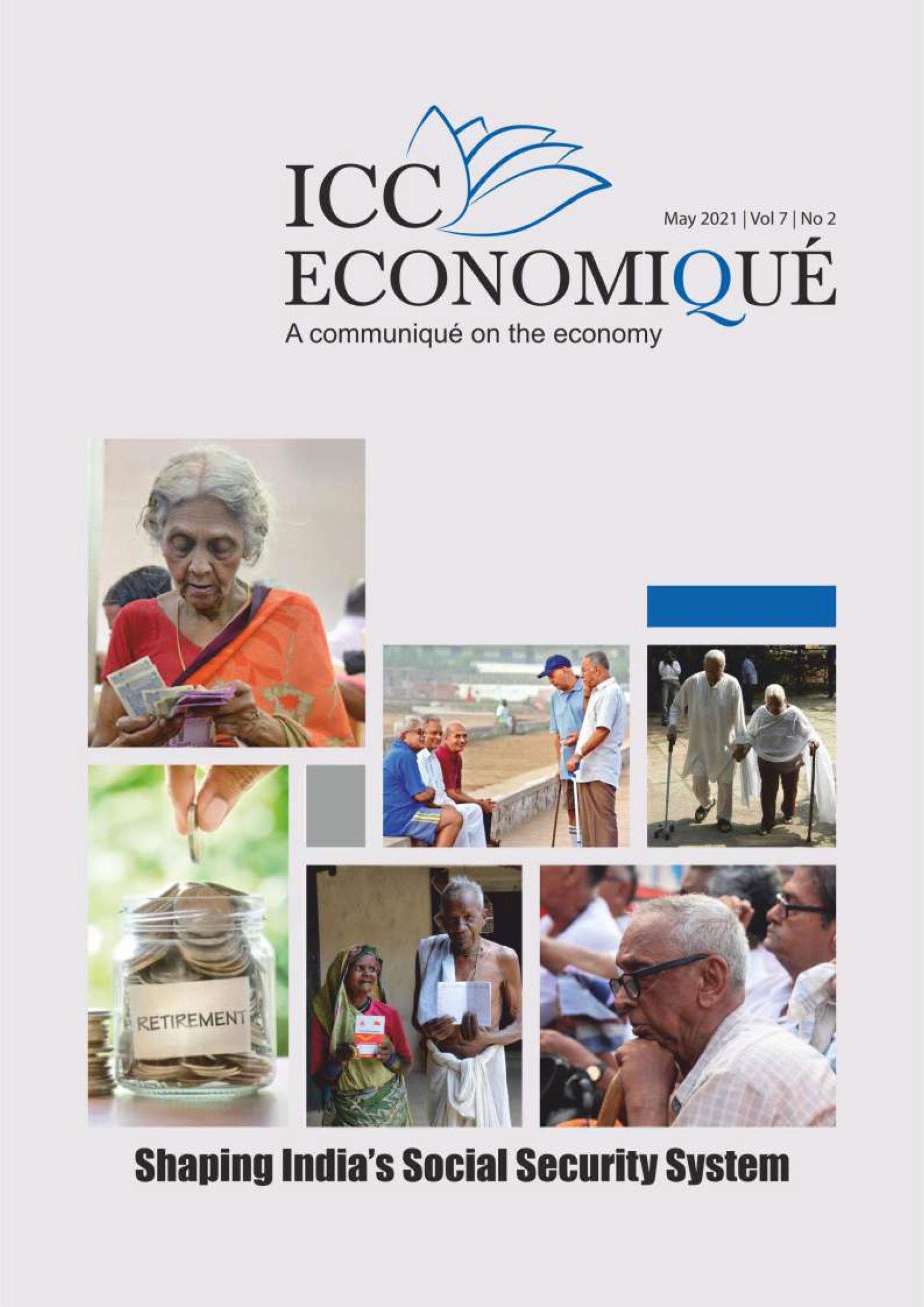 ICC Economique May 2021 | Vol 7 | No 2