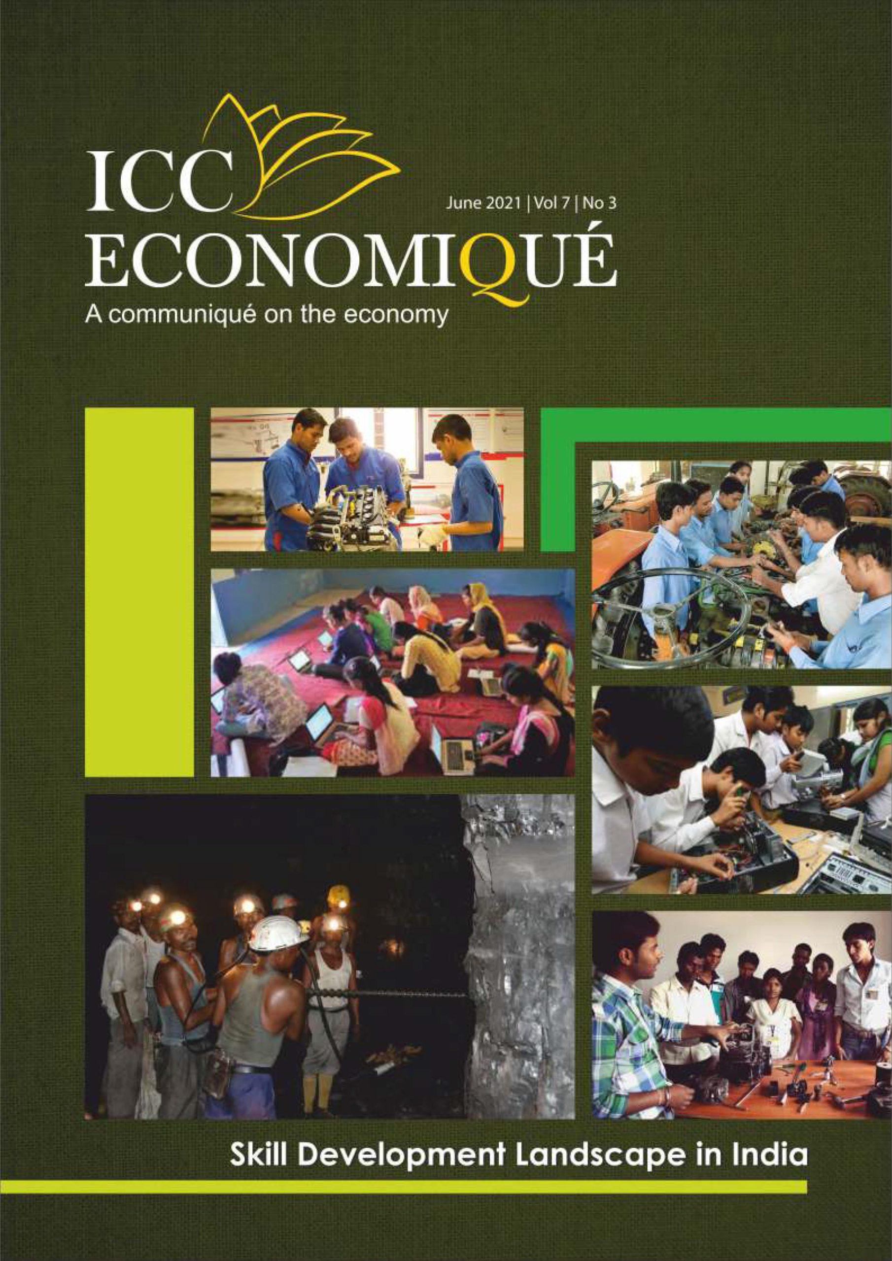ICC Economique June 2021   Vol 7   No 3