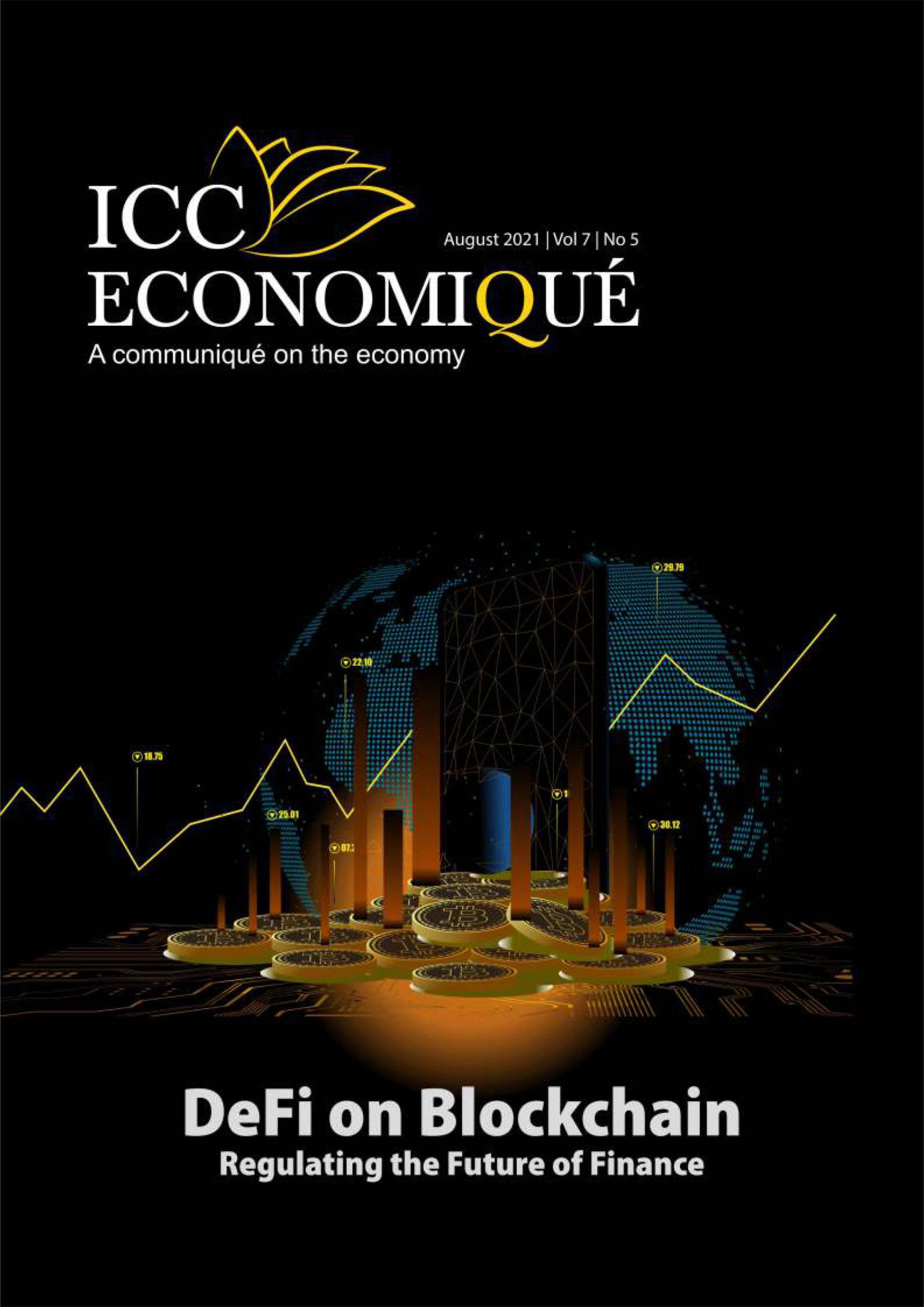 ICC Economique August 2021   Vol 7   No 5