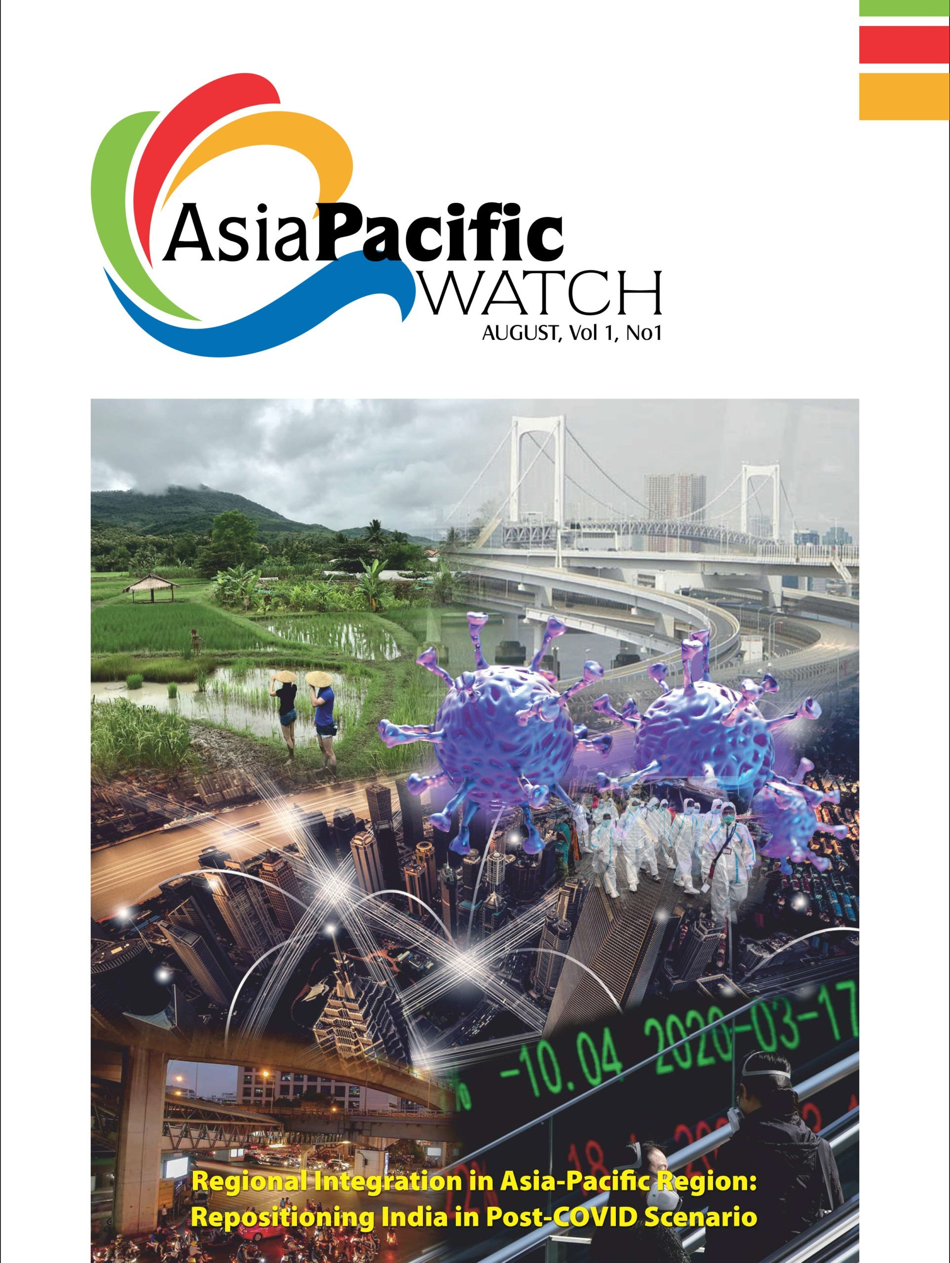 Asia Pacific Watch | August 2020 | Vol 1 | No 1