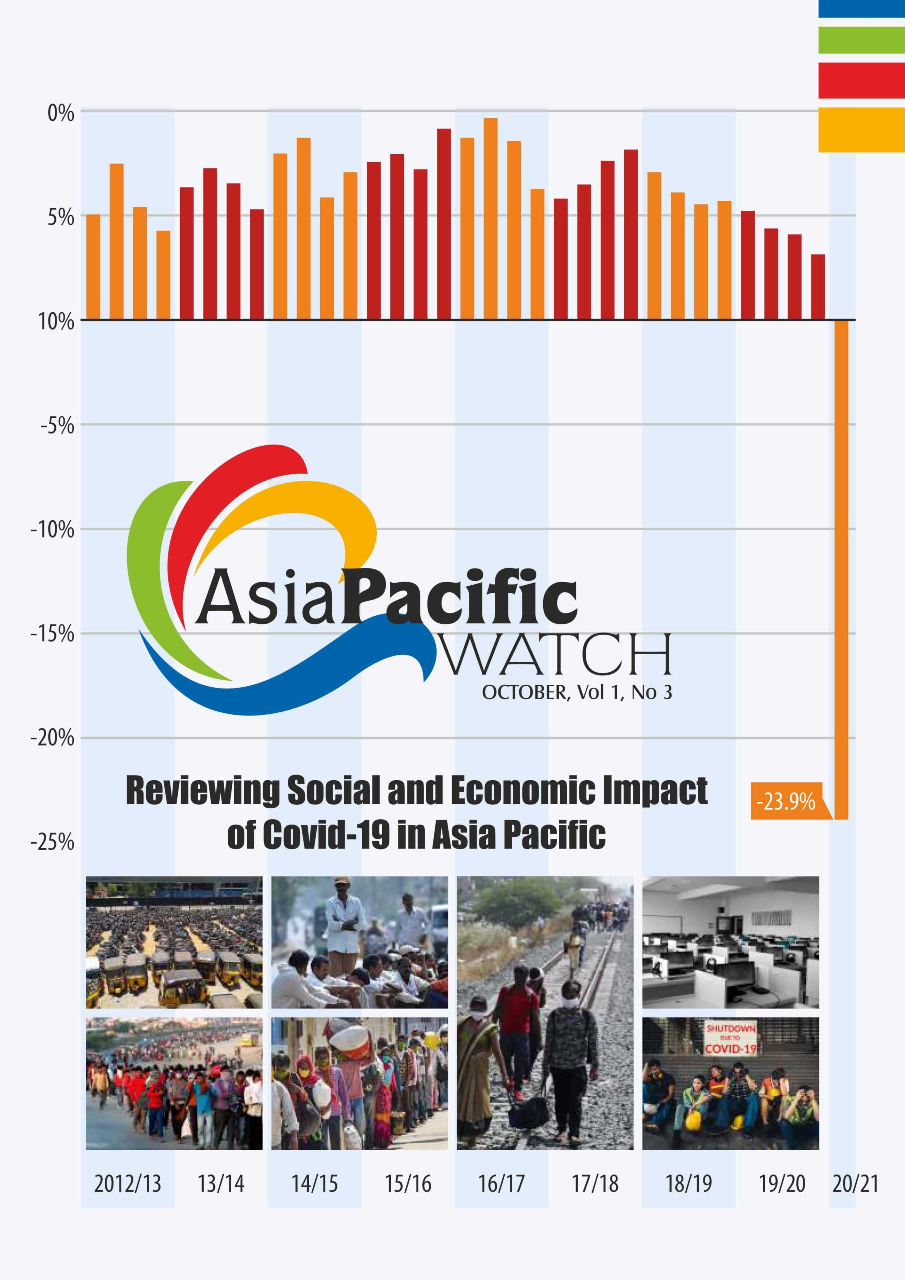 Asia Pacific Watch | October 2020 | No 3