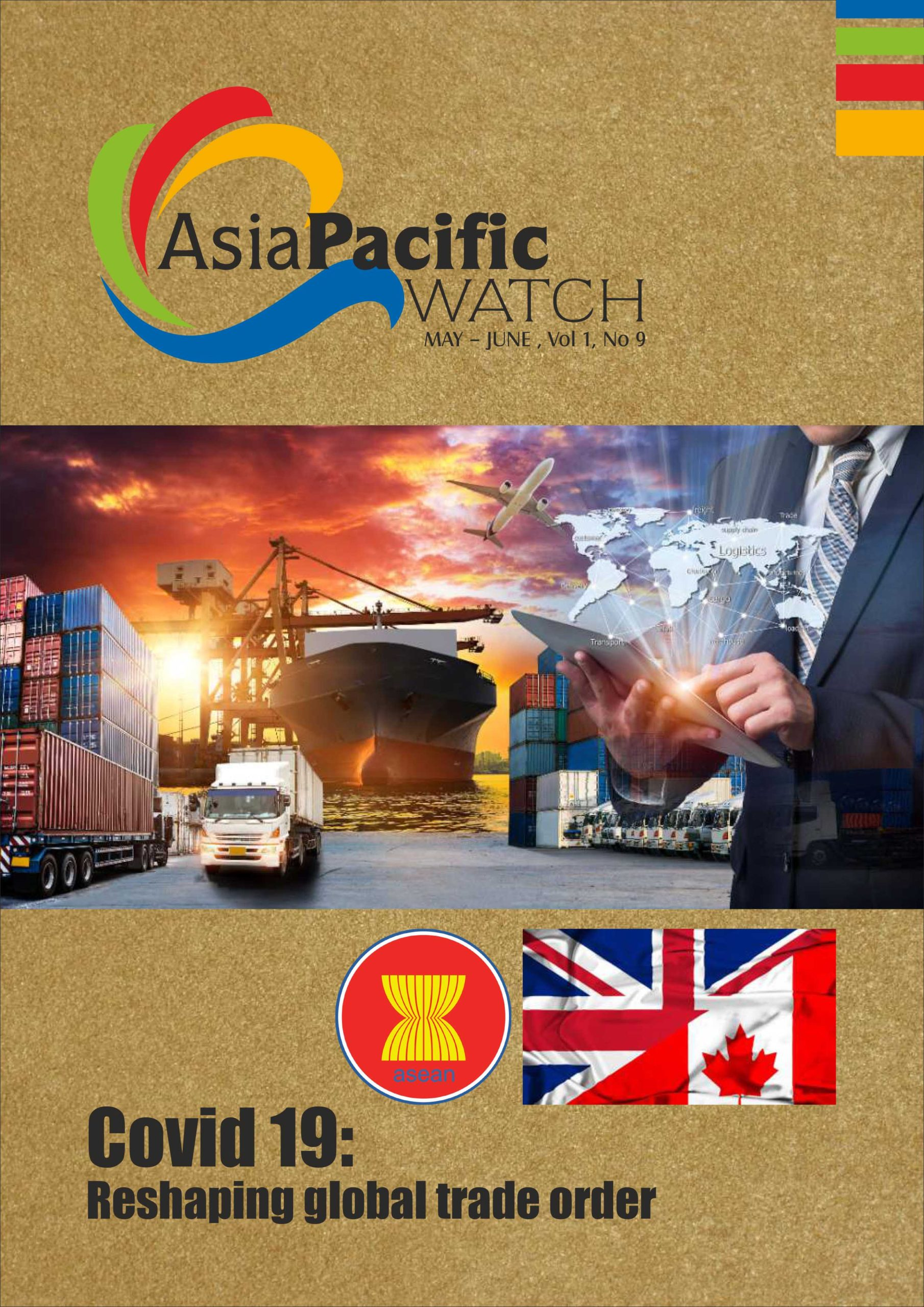 Asia Pacific Watch   May-June 2021   Vol 1   No 9