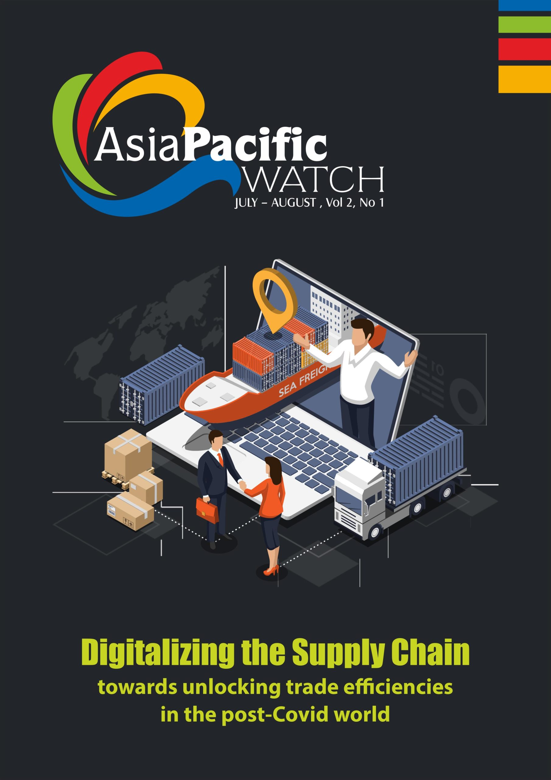 Asia Pacific Watch   July-August 2021   Vol 2   No 1